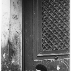 Michael Marks: Man in a Doorway, Paris