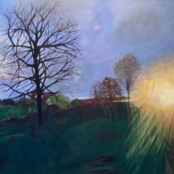 Mary Powers Holt: Diffused Light