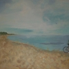 Mary Powers Holt: Beach Bike