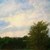 Mary Powers Holt: Summer Sky