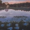 Mary Powers Holt: Evening Lake