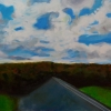 Mary Powers Holt: Dry Dam Overlook