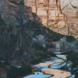 Ruth Miller + Christopher Brown: Playing in the Shadow of the watchman