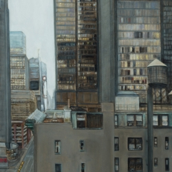 Ruth Miller: View from New York Window