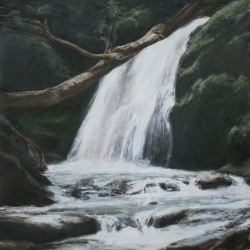Ruth Miller + Christopher Brown: Falling Water
