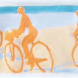 Jeannie Moberly: Bicycle tunnel mural proposal