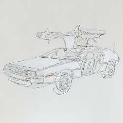James Oliver: DeLorean