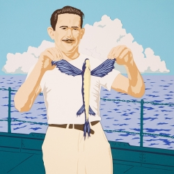 Joseph Opshinsky: Flying Fish