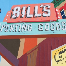 Joseph Opshinsky: Bills Sporting Goods
