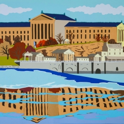 Joseph Opshinsky: Museum and Waterworks