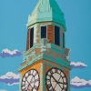 Joseph Opshinsky: Lace Works Clock Tower