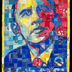 Amy Orr: Obama: Hope in Plastic