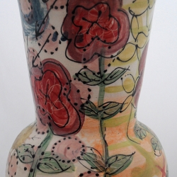 Heather Ossandon: Painting the Roses Red