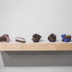 Patrick Coughlin: Joinery Study Installation View