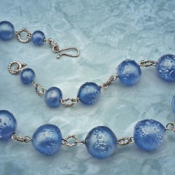 Patti Dougherty: Sea Pearl Necklace