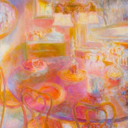 Paula Lachman: The Dining Table