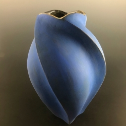 Peter Cunicelli: Blue Vase