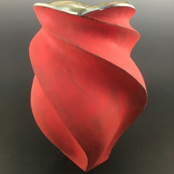 Peter Cunicelli: Red Vase