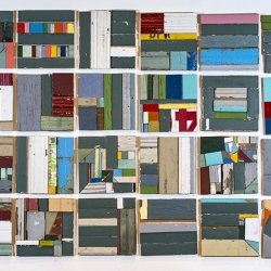 Laura Petrovich-Cheney: Crazy Quilt