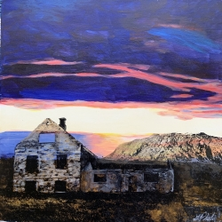 Gillian Pokalo: Dagverdera at Sunset
