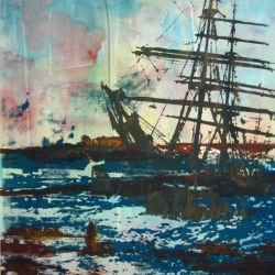 Gillian Pokalo: Helsinki Tall Ship