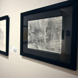 Rachel Bomze: The Lyrics of String, Exhibition View