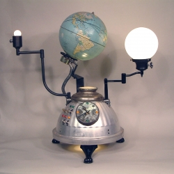 Randall Cleaver: Global time