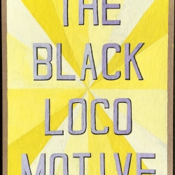Rocky Canonica: The Black Locomotive
