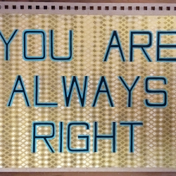 Rocky Canonica: You Are Always Right
