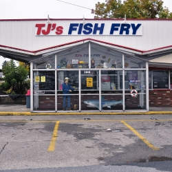 R. William Waite: TJs Fish Fry-Bennington,VT-93012