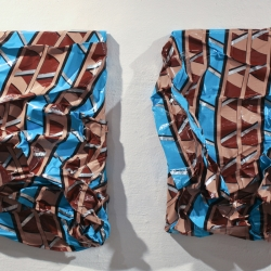 Justin Rubich: Parallel Skies I and II