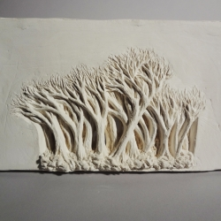 Karen Rush: Small Tree Grove