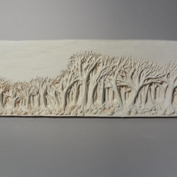 Karen Rush: Large Tree Grove