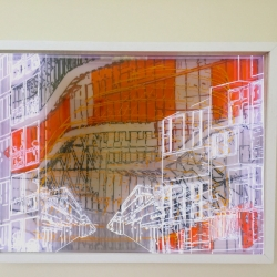 Maria R. Schneider: Invisible Cities - London II