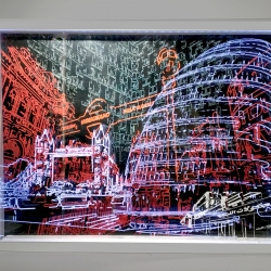 Maria R. Schneider: Invisible Cities - London Town