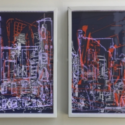 Maria R. Schneider: Invisible Cities - Philadelphia Brotherly Love