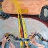 Scott Schultheis: Between Me and a Bumper My Limbs Turn to Rubber