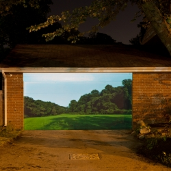 Keith Sharp: Garage Door
