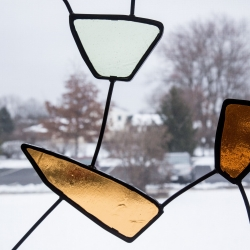 Kimberly Stemler: Alpha & Omega Windows, Detail