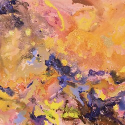 Susan Shipley: Yellow Salted Space