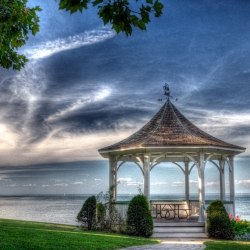 Mark D. Thellmann: Summer Gazebo