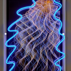 Peter Treiber: Ethereal Luminescence 152 Neon
