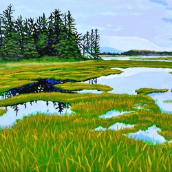 Acadian Salt Marsh