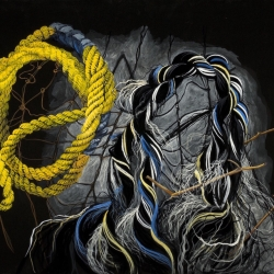 Joan Wadleigh Curran: Two Ropes