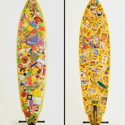 John Y. Wind: My Surfboard (The secret life of Felix Jesus Consalvos)