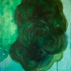 Zoë Lukas: Green Series: Cloud Thicket