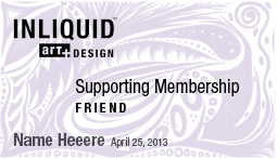 InLiquid Membership Card