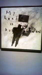 """My Head is Disconnected,"" ca. 1994-96"