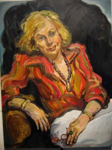 """CHUCK CONNELLY, """"LADY BOUNTIFUL"""" 2005"""